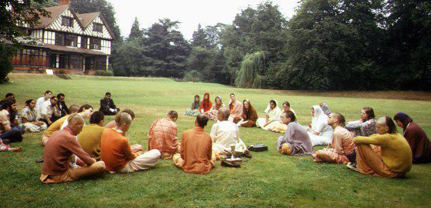 Bhaktivedanta manore