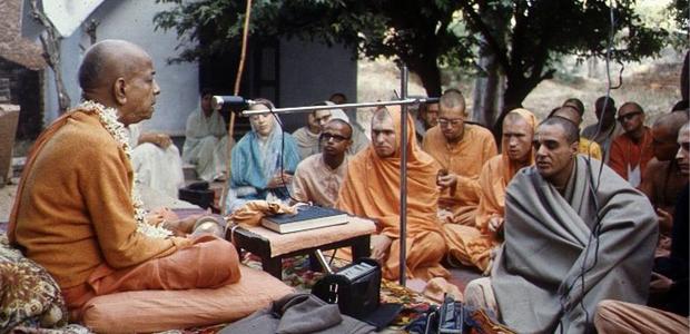 Srila Prabhupada leckét ad