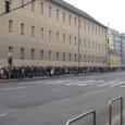 Április 19-én, Húsvét hétvégéjén ismét kiemelt ételosztást szervezünk a Blaha Lujza téren mindazok kedvéért, akiknek az ünnepek is a szűkölködésről szólnak. A fő figyelem ismét a gyermekeké. Ismét 1300 embert várunk […]