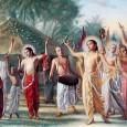 A maha-mantra a milliónyi hiteles mantra közül a legtökéletesebb, mellyel az Abszolút Tudás a jelenlegi korban elérhető. A mantra a nyugati nyelvekben is meghonosodott, szanszkrit eredetű kifejezés. Jelentése többek között szent […]