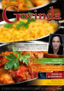 Govinda magazin - A V I S S Z A I S T E N H E Z M A G A Z I N É L E T M Ó D - K Ü L Ö N S Z Á M A