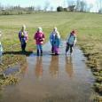 """A napokban iskolánk tanulói részt vettek a """"Gyalogolj a vízért"""" országos pályázatban, ahol a csapatnevünk Krisna-völgyi kalandmanók volt. Március 2-án szombat délelőtt iskolánk csapata felkerekedett, és elindult egy előre megtervezett útvonalon. […]"""