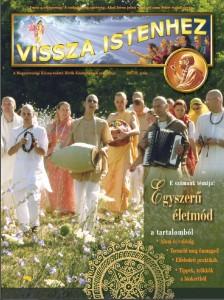 Vissza Istenhez Magazin 2007/2