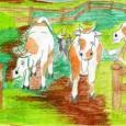 A Krisna-völgy 20 éves évfordulójára kiírt országos rajzpályázatra és tudáspróbára nagyon sok színvonalas alkotás és megoldás érkezett. Ezek közül a bíráló bizottság az alábbiakat találta a legjobbnak. Részletek itt: oktatas.krisnavolgy.hu