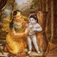 Śrī Śukadeva Gosvāmi folytatta: Egy napon, amikor Yaśoda anya látta, hogy minden szolgálólány más ház körüli teendőkkel foglalatoskodik, ő maga kezdte el köpülni a joghurtot. Köpülés közben Kṛṣṇa gyermekkori cselekedeteire emlékezett. […]