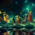A csillagoknak az élőlényekre gyakorolt hatását vizsgáló asztrológiai számítások nem puszta feltételezések, hanem tényeken nyugszanak, amint azt a Srímad-Bhágavatam is megerősíti. Az élőlényeket minden percben a természet törvényei irányítják, ahogyan az […]
