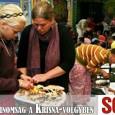 Öt iskola, egy óvoda, s összesen 150 gyermek vett részt kísérőikkel a somogyvámosi Krisna-völgyen rendezett édességfesztiválon. A gyerekek betekinthettek a Krisna-tudatú hívők életébe, megismerkedtek a tehenészettel, ahol a legnagyobb sikert a […]