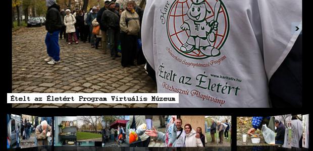 Ételt az Életért Program Virtuális Múzeum