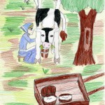 Védjük a teheneket pályázat