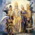 Rāma-navamīt Chaitra hónap fényes holdciklusának 9. holdnapján ünnepeljük minden esztendőben. Ezen a napon jelent meg az Úr Rāmacandra a Nap dinasztiájában. Mindamellett, hogy ragyogó uralkodó, akinek idején India vagyis Bhārata földjén […]