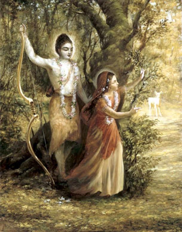 Rāmacandra, Rāma-navamī