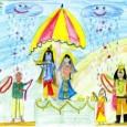 """A Srí Prahláda Általános Iskola Milyen világban szeretnél élni? című pályázatára nagyon sok gyönyörű rajz és fogalmazás érkezett. """"Szeretettel meghívjuk a pályázat összes résztvevőjét a Díjkiosztó Ünnepségre 2014. július 19-n (szombaton) […]"""