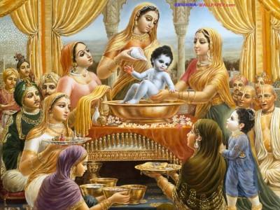 Śrī Kṛṣṇa Janmāṣṭamī