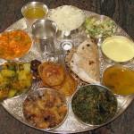Változatos, vegetáriánus ételek