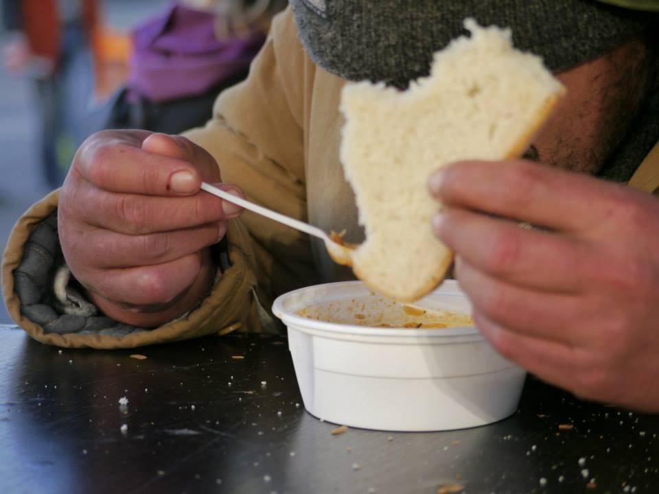 Ételt az Életért Karácsony - Blaha Lujza tér