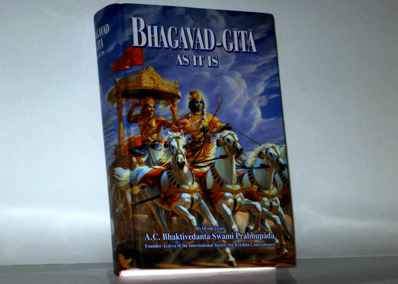 Bhagavad-gítá - kötet