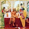 Szudám bráhmana Évezredekkel ezelőtt a mai India területén bölcs bráhmanák vezették a társadalmat. Az embereket az igazságra, nemes gondolatokra, és az Úr Krisna, az Istenség Legfelsőbb Személyisége szolgálatára tanították. Szudám egy […]