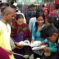A Krisna-hívők Ételt az Életért Szegényélelmezési Programja naponta oszt friss, tápláló meleg ételt az április 25-én Nepálban bekövetkezett puszító földrengés óta. Ez az ottani körülmények között kicsinek számító szervezet volt az […]