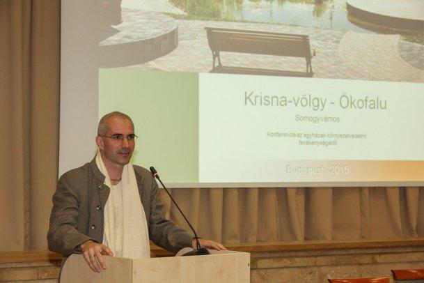 Konferencia az egyházak környezetvédelmi szerepéről