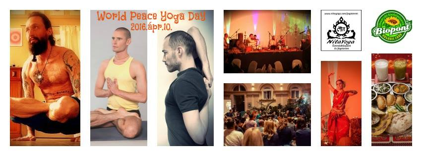 World Peace Yoga Day