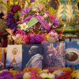 A Krisna-tudat Nemzetközi Szervezetét, az intézmény szervezetként való bejegyzésének 50. évfordulóját ünnepelték a hívők szerte a világon, így Magyarországon is július végén. Hazánkban a legnagyobb ünnepségek Krisna-völgyben és Budapesten zajlottak, ahol […]