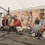 Bucsi Annamária indiai mantrákat énekelt
