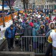 2016. december 24-25-26-án a Blaha Lujza téren ismét megrendeztük hagyományos karácsonyi ételosztásunkat. Idén napi 1600 rászorulót láttunk el meleg étellel és egy-egy húszféle összetevőből álló élelmiszercsomaggal. Az akciót ebben az évben […]