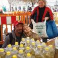 A Krisna-hívők Ételt az Életért Közhasznú Alapítványa idén október 14-én, vasárnap tartja meg idei 3. kiemelt ételosztását a fővárosban, a Szegénység elleni küzdelem és az Élelmezés Világnapja alkalmából. Az Élelmezés Világnapja […]