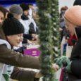 Az Ételt az Életért Közhasznú Alapítvány december 8-án, szombaton tartja ünnepi ételosztását Óbudán, a főváros 3. kerületében. Az alapítvány önkéntesei minden hétköznap meleg ebéddel és kiegészítő termékekkel látják el a helyi […]