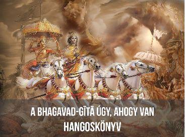 Bhagavad-gītā hangoskönyv