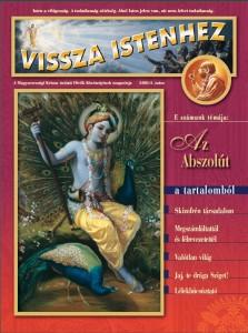 Vissza Istenhez Magazin 2002/4