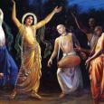 Srí Csaitanja Maháprabhu Krisna (Isten) legutóbbi földi alászállása a jelenlegi világkorszakban, a Kali-yugában. Csaitanja 1486-ban jelent meg Navadvípában, Nyugat-Bengálban. Ő terjesztette el széles körben Indiában a Krisna-tudat filozófiáját és gyakorlatát. Ő […]