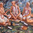 Az ácsárják egy tanítványi láncolat azon fő lelki tanítómesterei, akik fontos és meghatározó szerepet játszanak az adott tanítás fennmaradásában, újraélesztésében, időszerű alkalmazásában. A Brahmá-sampradáya tanítómesteri láncolatának egymást követő tagjai az alábbi […]