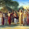 Közeledik a Kṛṣṇa-hívők egyik legnagyobb és legbensőségesebb ünnepe az Úr Śrī Caitanya Mahāprabhu megjelenési napja. A Gauḍīya vaiṣṇavák, vagyis Kṛṣṇa-hívők,világszerte összejönnek e neves eseményre, hogy a Szent Név közös éneklésével, mantrameditációval, […]