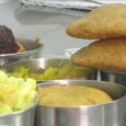 A vegetáriánus étel egy békés világot szimbolizál, amely mindenki számára elegendő élelmiszert biztosíthat. Amikor a Hare Krisna vallási közösség kopasz fejű férfijai és a lobogó, színes lepelbe öltözött női egyfolytában ugyanazokat […]