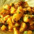 Louki-alu subji – ejtsd szabdzsi, azaz zöldséges főétel, egy igazi őszi csoda sütőtökkel, burgonyával és persze az indiai konyha isteni fűszerezésével. Könnyű, gyors, olcsó, meghűlés ellen is kiváló a ködös estékre…. […]