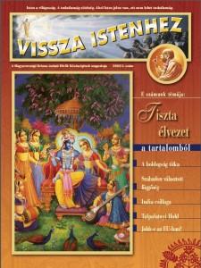 Vissza Istenhez Magazin 2003/3.