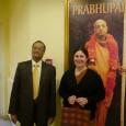 India magyarországi nagykövete, Őexcellenciája Malay Mishra április közepén látogatást tett egyházunk felsőoktatási intézményében, a Bhaktivedanta Hittudományi Főiskolán. A nagykövet, aki szeptember elején foglalta el állomáshelyét, már egyházunk képviselőivel történt első találkozásakor […]