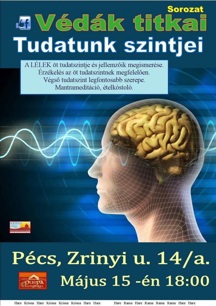 Pécs - a Védák titka előadás
