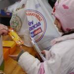 Gyermekvitaminokat is kaptunk egy csodálatos adományozótól!