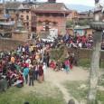 Egyházunk együttérzését fejezi ki a Nepálban történt pusztító erejű földrengés áldozatai iránt. A Krisna-tudatúak nemzetközi segélyakciót kezdeményeztek. Hétfőn Indiából Krisna-hívő orvosok érkeznek a katasztrófa sújtotta területre, Magyarországról pénzadományt biztosítunk. Friss információk, […]