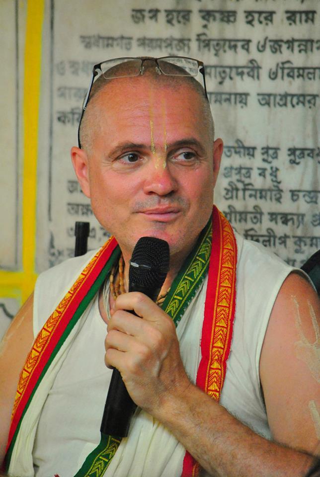 Madhavananda prabhu