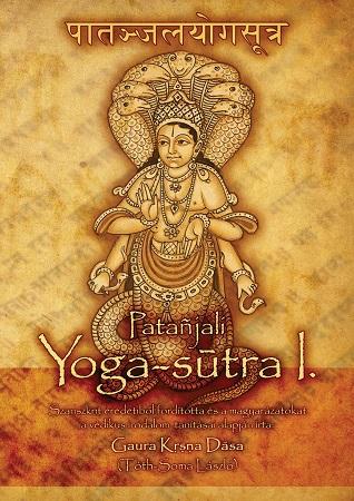 Yoga sútra borító