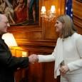 Az Amerikai Egyesült Államok budapesti nagykövete, Coleen Bell asszony vallásközi reggelire hívta meg a jelentősebb magyarországi egyházak képviselőit. Az MKHTK-tól Őszentsége Srila Sivarama Swami, egyházunk vezető lelkésze kapott meghívást, ám külföldi […]