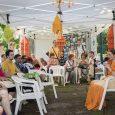 A Bhaktivedanta Hittudományi Főiskola – a korábbi évekhez hasonlóan – idén is részt vesz a budapesti Szekérfesztiválon, amely július 2-án, szombaton kerül megrendezésre. Az ősi indiai hagyományt felelevenítő, de évtizedek óta […]