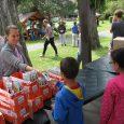 """A """"Játékot minden gyermeknek"""" program keretében az Ételt az Életért Programjáték-, tanszer- és édességosztással egybekötött programot rendezett egy a Havanna lakótelepen működő oktatási intézmény fogyatékkal élő gyermekei részére. Évek óta hagyománnyá […]"""